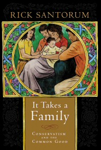 It Takes A Family book